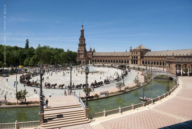 Sevilla Capital Mundial del Enganche 4