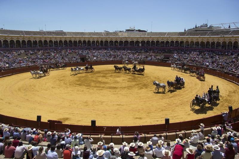 Sevilla Capital Mundial del Enganche 9