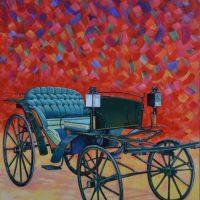 Verde carruaje - Christina Castro Martinez